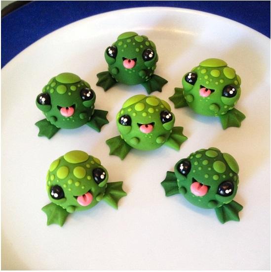 Очаровательные миниатюрные существа Мэки МакКенни