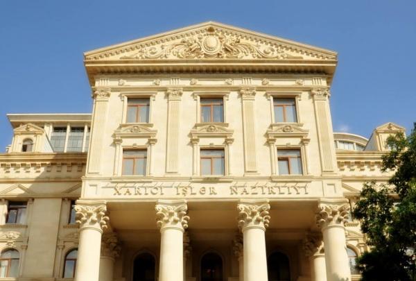 МИД Азербайджана: Москва нанесла удар постратегическому партнерству сБаку