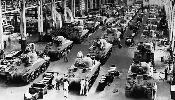 Ленд-лиз: Мог бы Советский Союз обойтись без помощи?