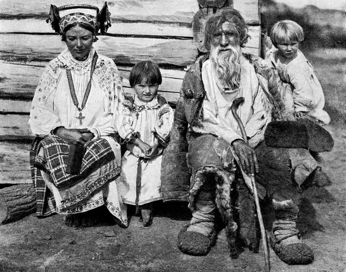 Сексуальная мораль русской деревни