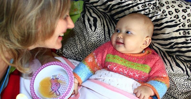 В каком возрасте ребенка нужно отлучать от груди