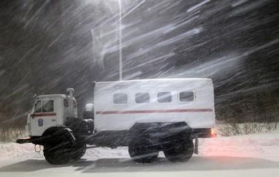 Непогода отрезала Сахалин от материка