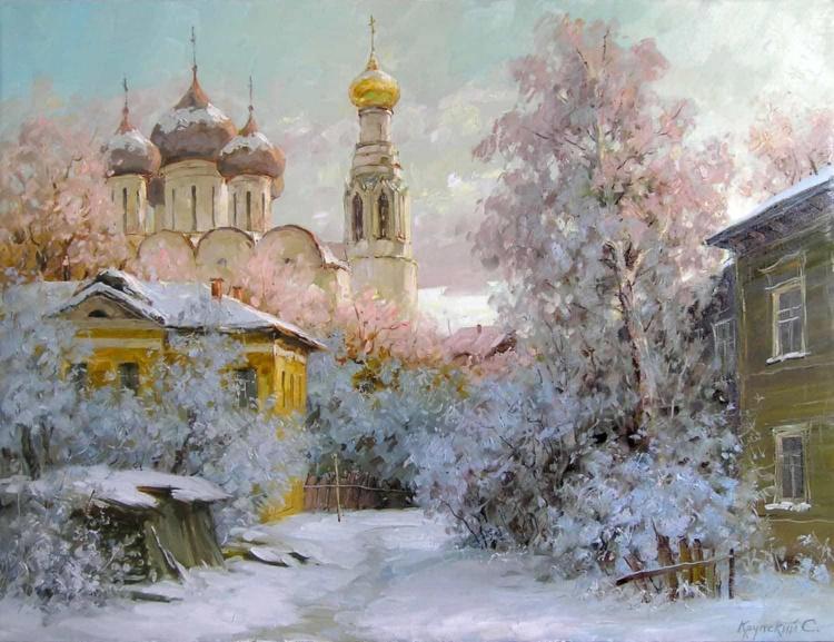 художник Сергей Крупский картины – 33