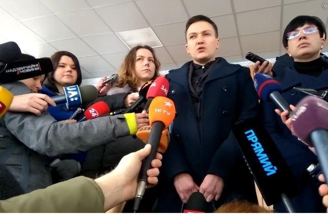 Савченко рассказала украинск…