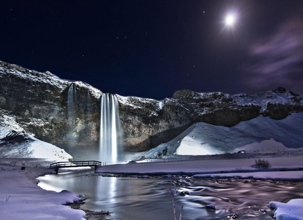 Гипнотизирующие водопады