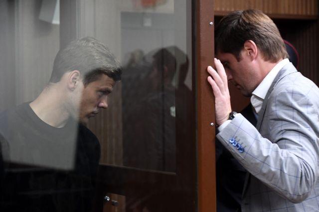 Адвокат Кокорина повторно обжалует его арест