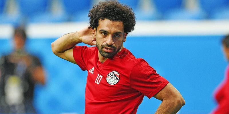 Салах опроверг информацию о скандале в сборной Египта на ЧМ-2018