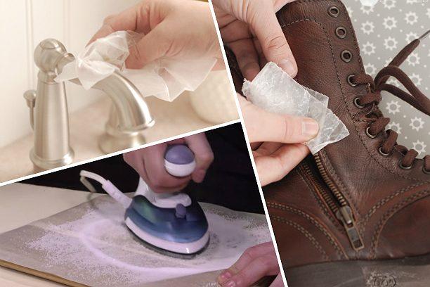 10 необычных способов использования бумаги для выпекания