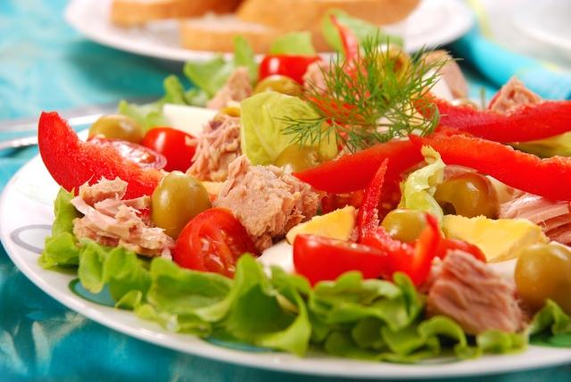 6 белковых салатиков для исключительно правильного ужина