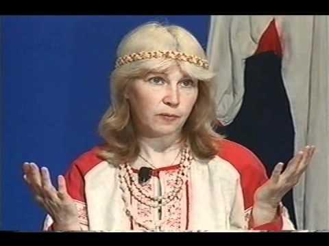 Народная славянская одежда