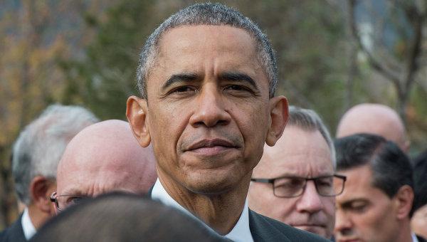 Белый дом: Обама следит за ситуацией во Франции