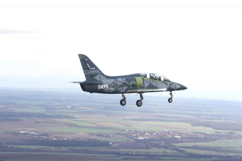 Чехи испытали полностью новую «летающую парту»