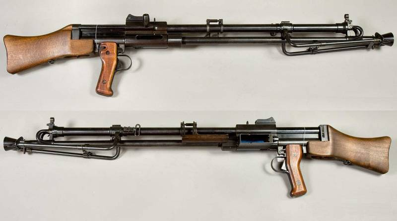Как появлялись пулемёты. Эпопея «Кнорр-Бремзе» M40