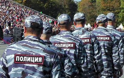 Полиция гарантировала безопасность участникам и гостям ЧМ