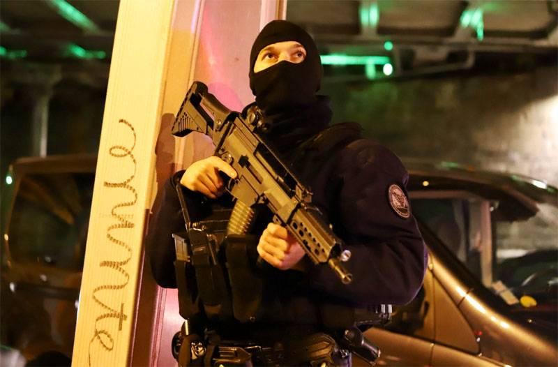 Полиция Франции ликвидировала страсбургского террориста