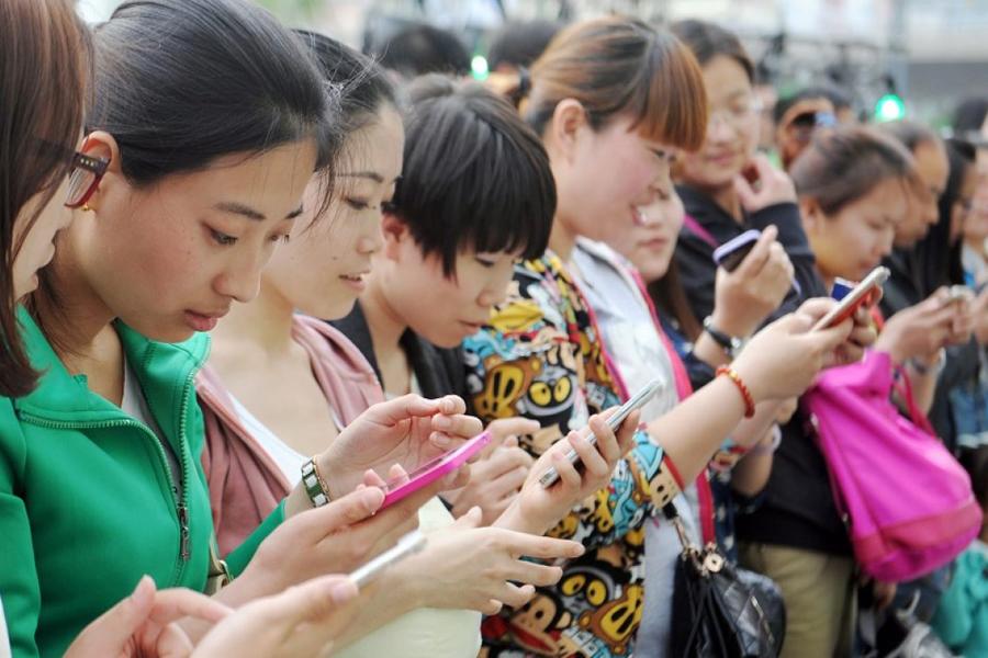 В Китае ввели обязательное сканирование лиц для получения номера телефона