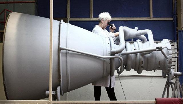 """Российский двигатель РД-171МВ планируют создавать исключительно """"в цифре"""""""