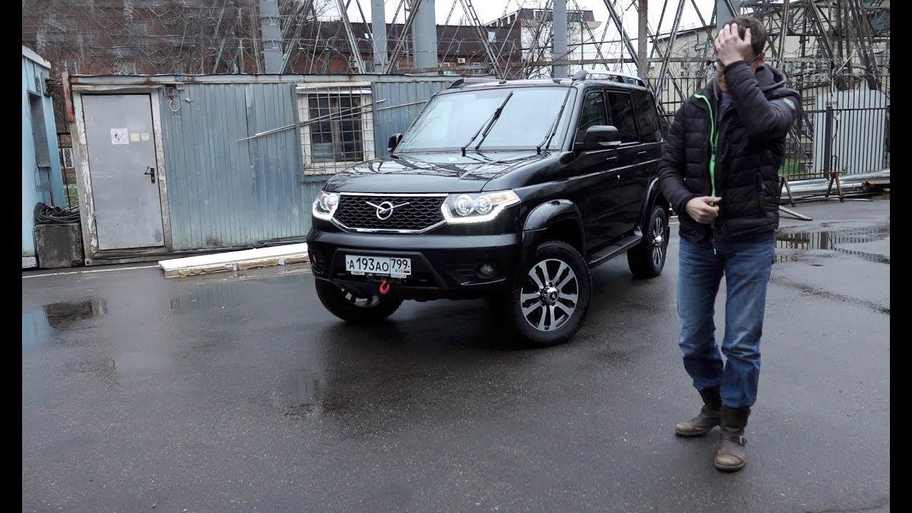 Дно российского автопрома: Наследник 469-го УАЗа убивает все также