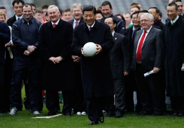 Китайцы массово скупают билеты нафутбольный чемпионат мира вРоссии