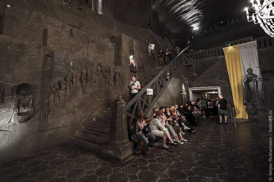 Соляной музей - туристическая трасса в Величке