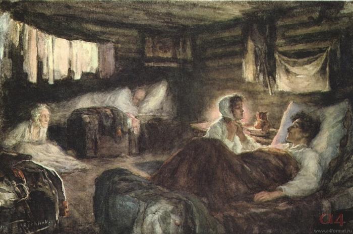 Характеристика семьи болконских в романе л н толстого