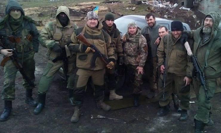 Ротация ВСУ на Донбассе пров…