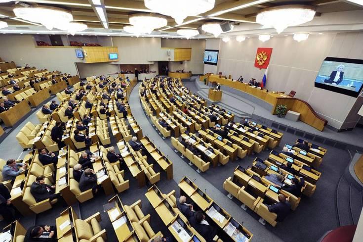 Зачем в Госдуме столько «единоросов»: партия власти хочет поменять Конституцию