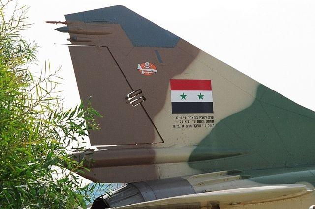 Сирия предупредила о готовности сбивать турецкие военные самолеты