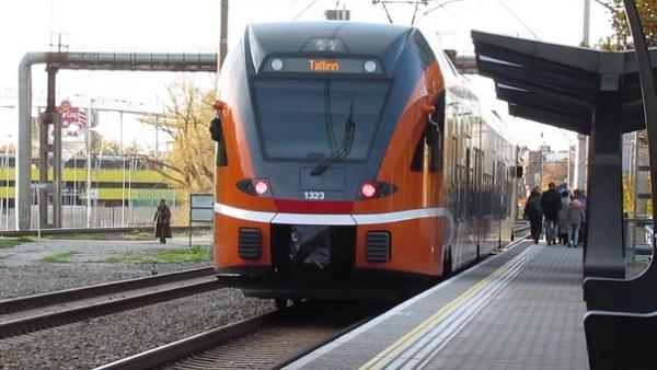 Российский завод «обувает» эстонские поезда