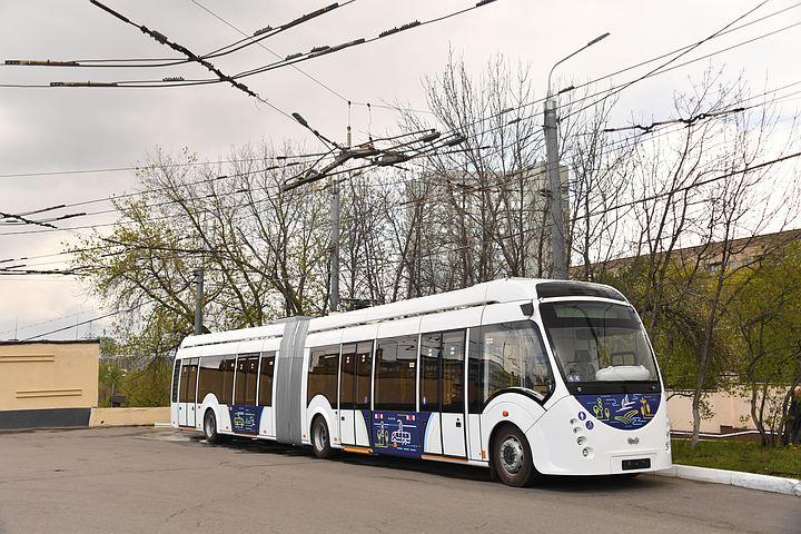 Какие электробусы будут возить пассажиров в Москве?