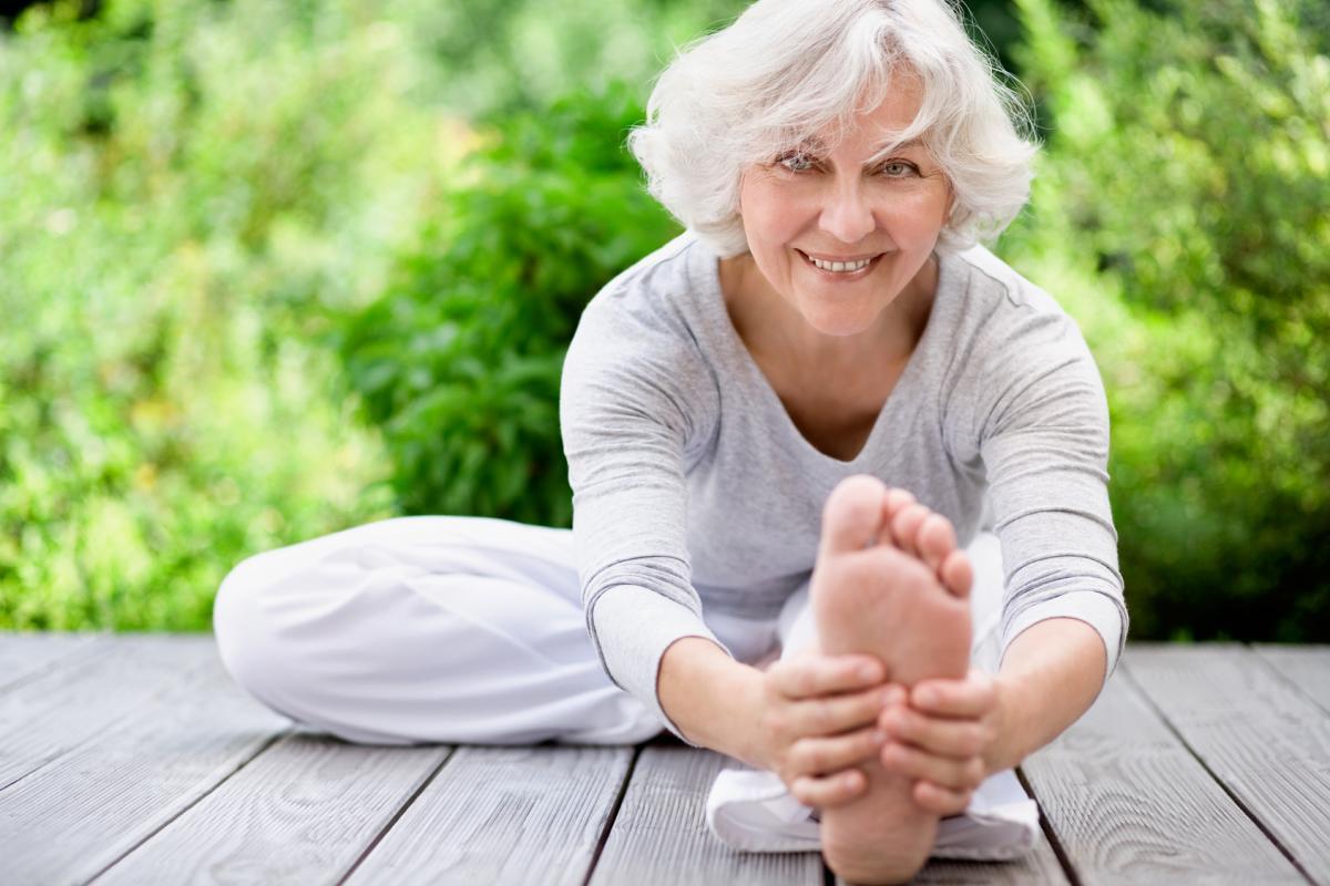 признаки старения организма