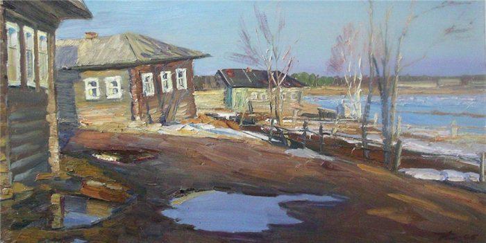 художник Григорий Чайников картины - 05