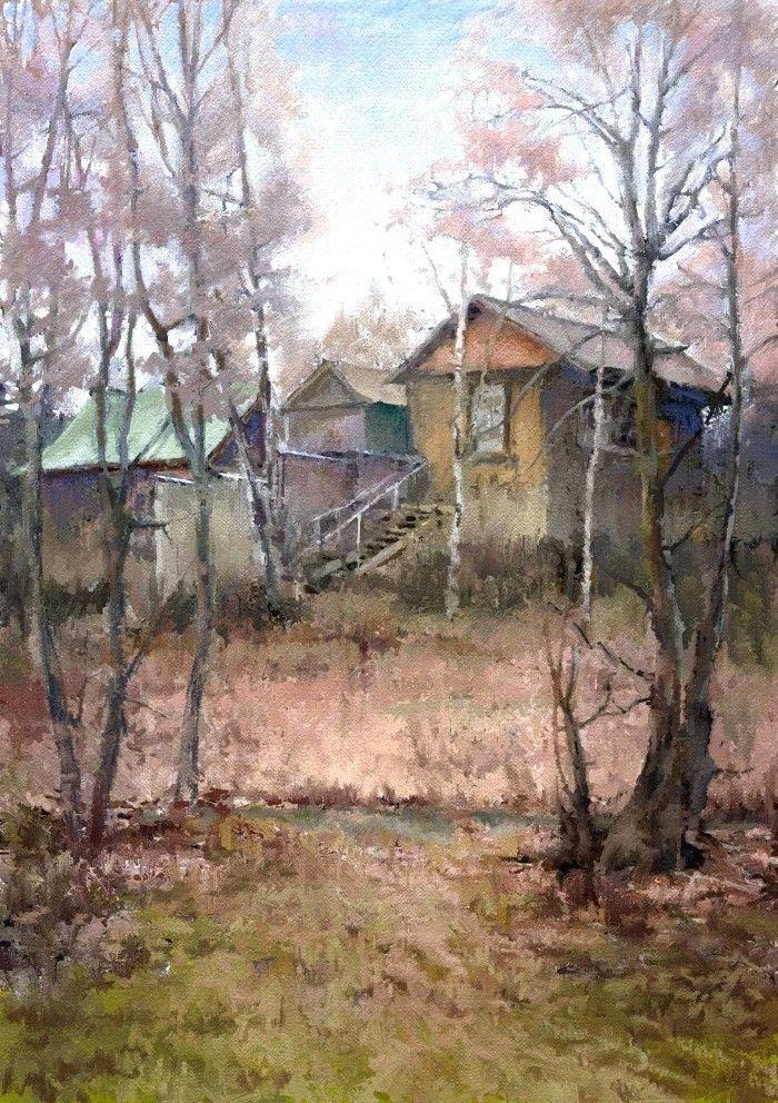 Домик в Торкуновке