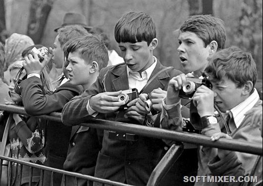 Самое массовое хобби в СССР