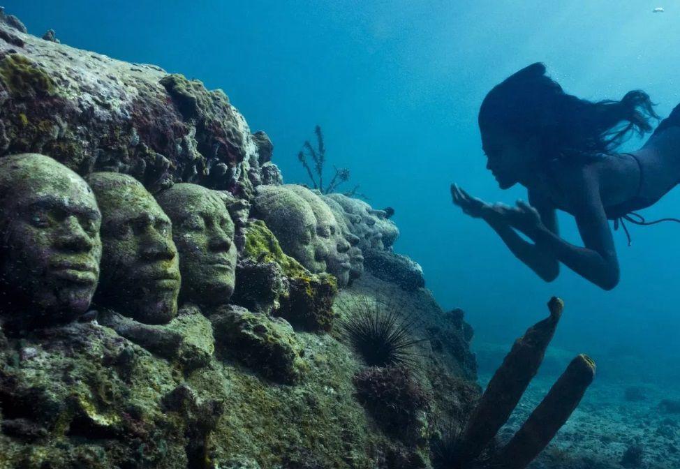Что скрывает подводный мир? on 10 марта 2018
