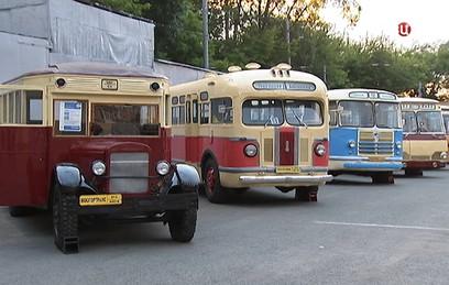 На ВДНХ в день транспорта пройдет выставка ретро-автомобилей