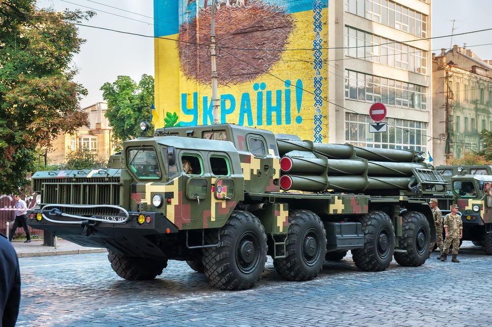Дежавю. Украина представила «новинки» вооружения на выставке «Оружие и безопасность-2018»