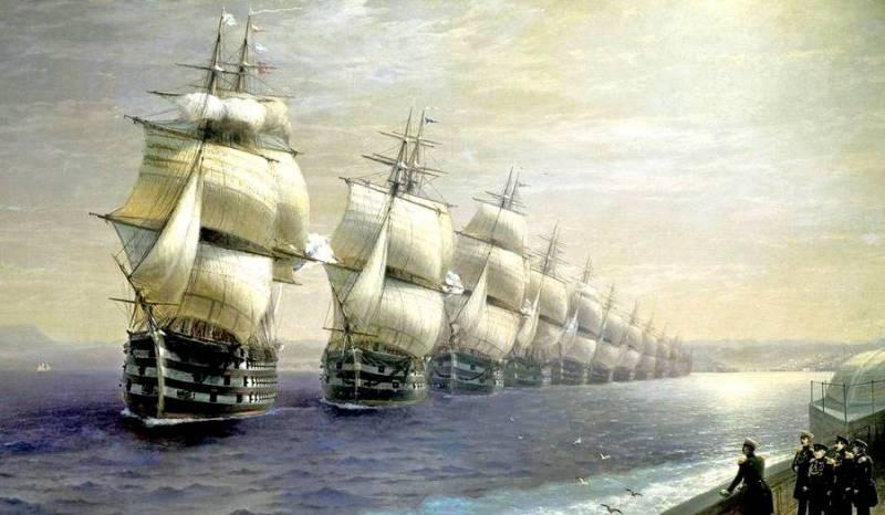 1696 г. Петр Первый. Рождение российского флота