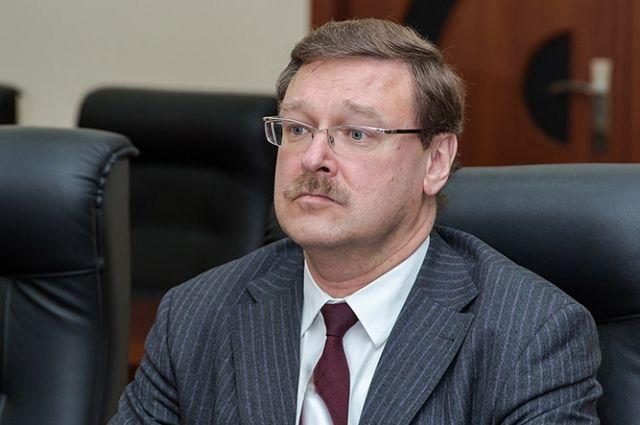 Косачев будет участвовать в работе Генассамблеи ООН