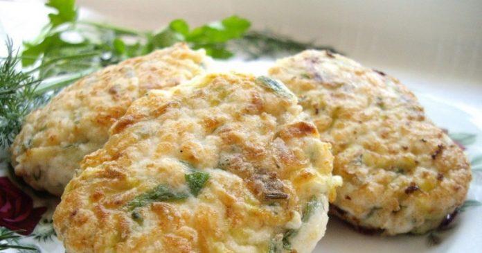 Сырно-кабачковы котлетки — традиционная закуска, которую можно заказать в лучших ресторанах Греции