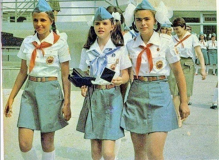 Фотографии из нашей советской жизни