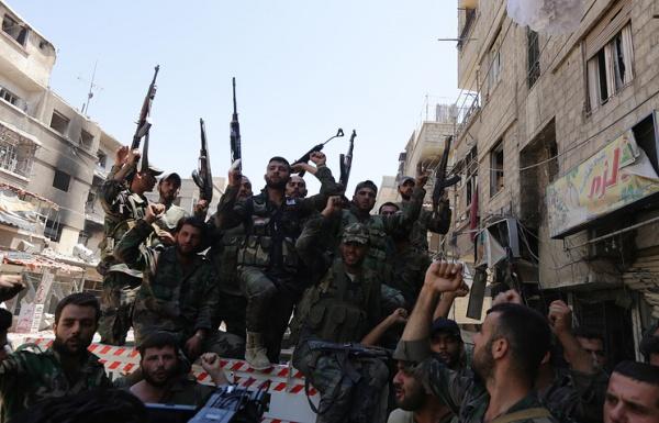 США создают «Новую сирийскую армию» для борьбы сАсадом