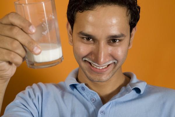 Молоко залечит твой кишечник