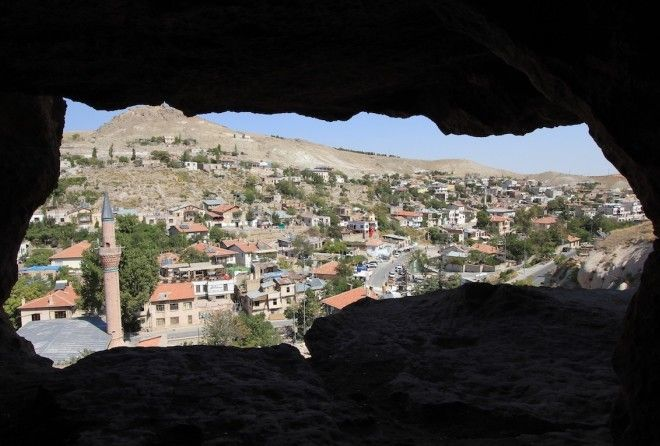 Пещерные церкви Силле