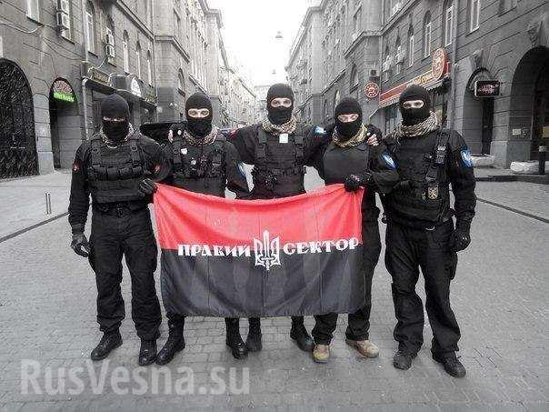 Правый сектор объявил о начале адресного террора в Харькове