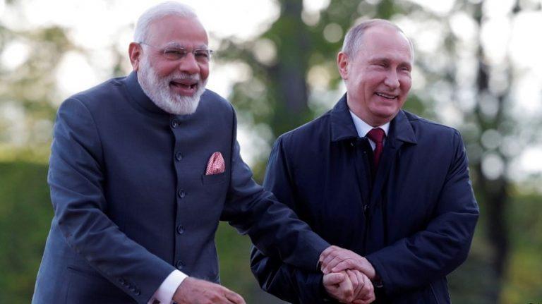 Индийский визит Путина напомнит о новой геополитической реальности