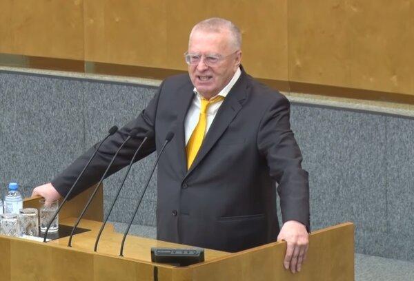 Жириновский прокомментировал деятельность Госдумы