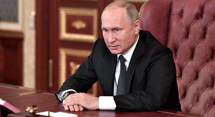 Путин назвал причины керченс…