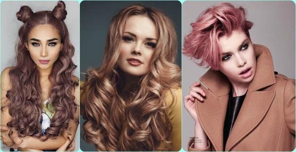 6 оттенков для волос, которые будут особенно модными в 2018 году