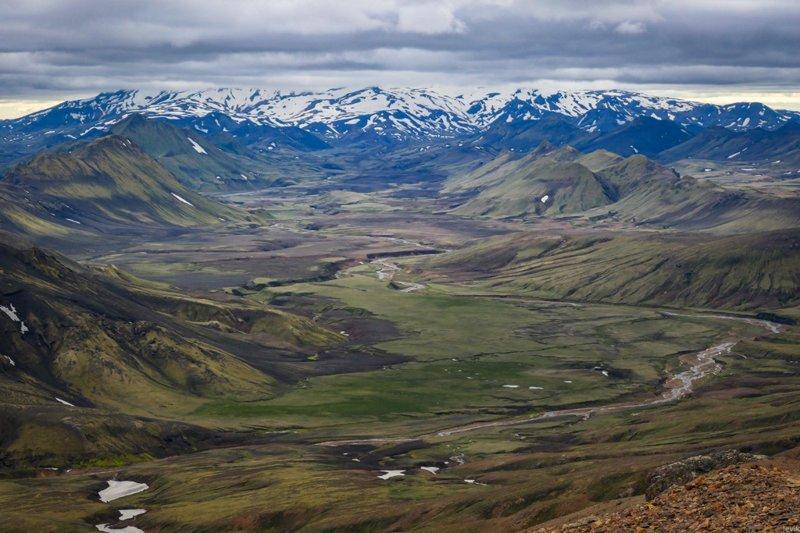 Неделя в Исландии - отчёт в картинках (32 фото)